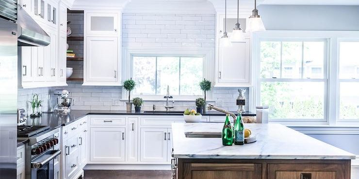 Modern Countertop Materials white marble countertops: learn about this timeless & modern
