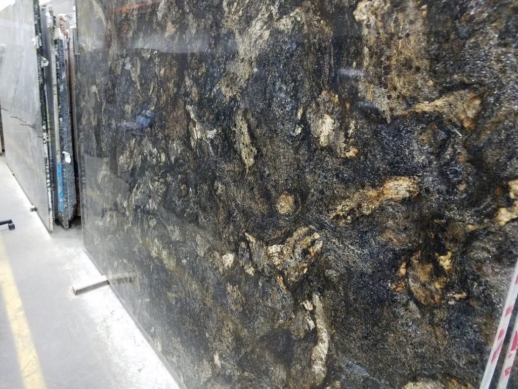 Galassia Gold Granite Tampa Bay Marble And Granite