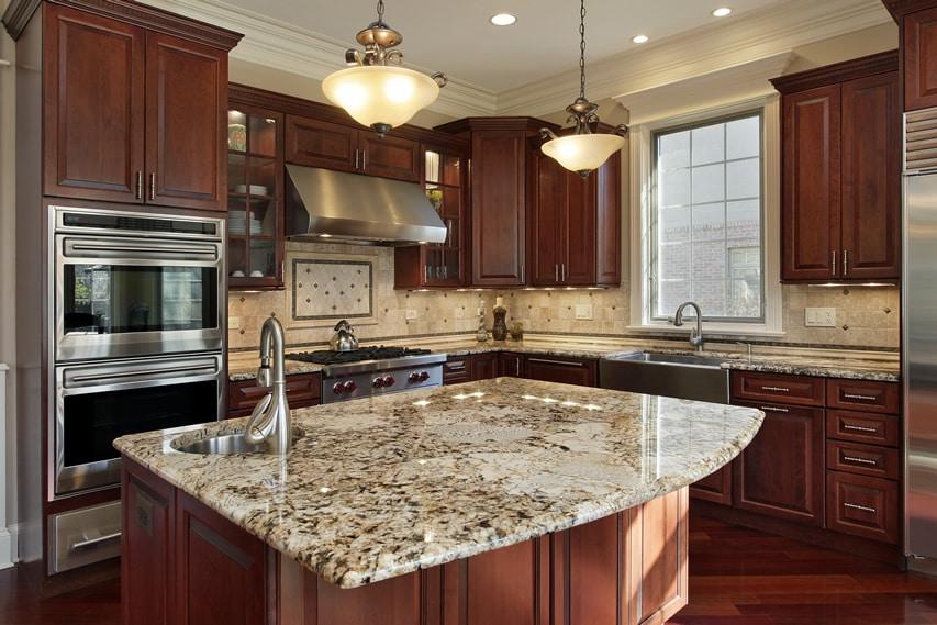 1 Santa Cecilia Granite In Tampa Bay