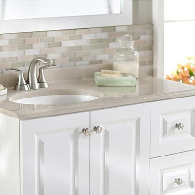 A guide to bathroom vanities tampa bay marble granite - Pictures of vanities in bathrooms ...
