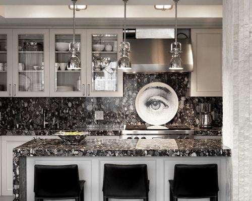 Black And White Granite Countertops Tampa Designer Tips