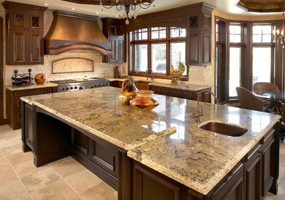 How Granite Tops For Kitchens Can Greatly Enhance Your Kitchen