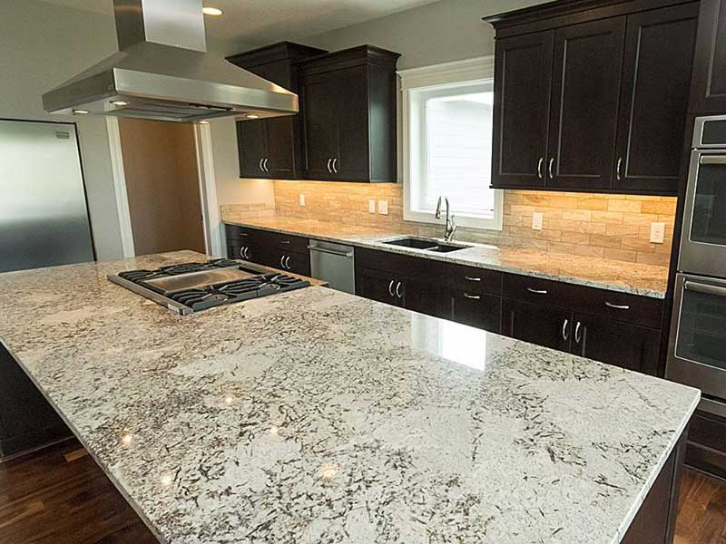How White Granite Countertops Can Improve Your Space