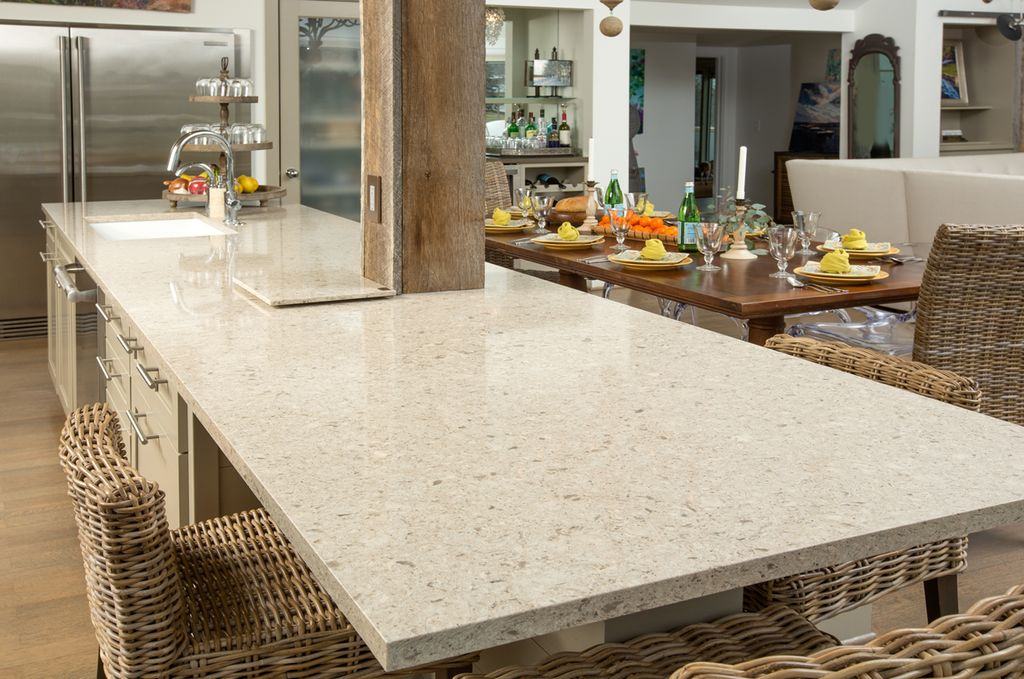 Silestone Kitchen Countertops : Where to buy quartz countertops in tampa bay