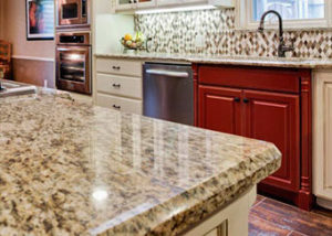 Polishing and Sealing Your Granite Countertops