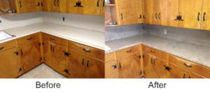 Replacing countertops for your kitchen in Tampa