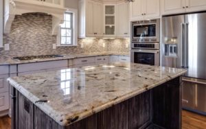 Benefit of Granite Countertops for Tampa Residence
