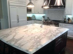 Marble Countertops in Tampa Bay