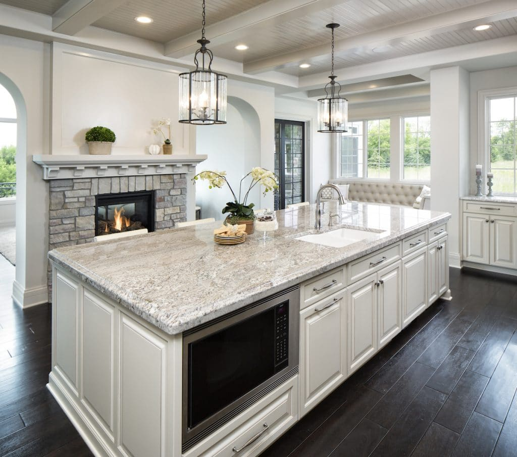 granite countertops in North Tampa