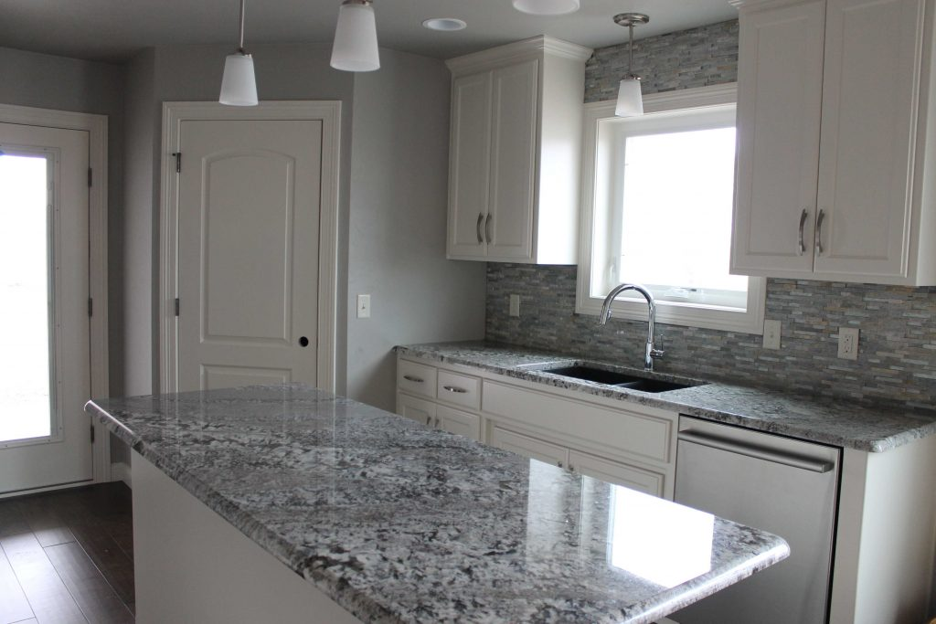 Gray Granite Countertops - Are They the Perfect Granite Color?
