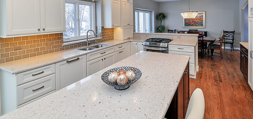replace old kitchen countertops