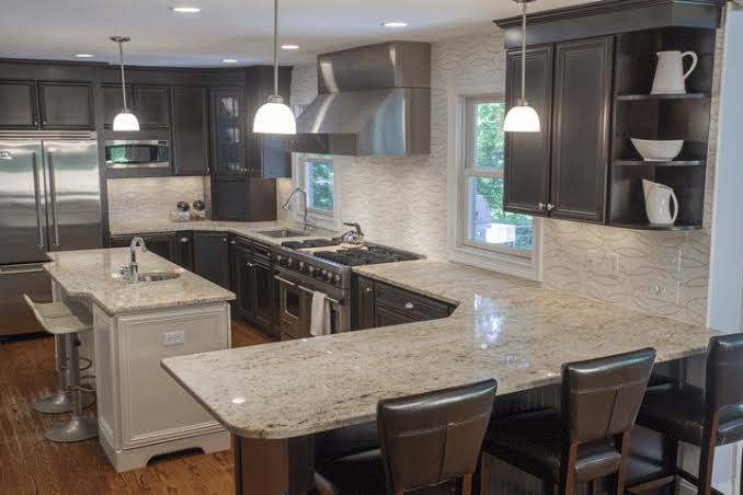 granite countertops for less