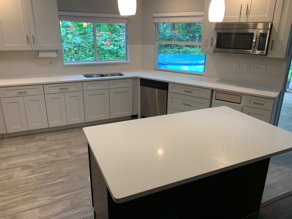 Bianco Carrara Quartz