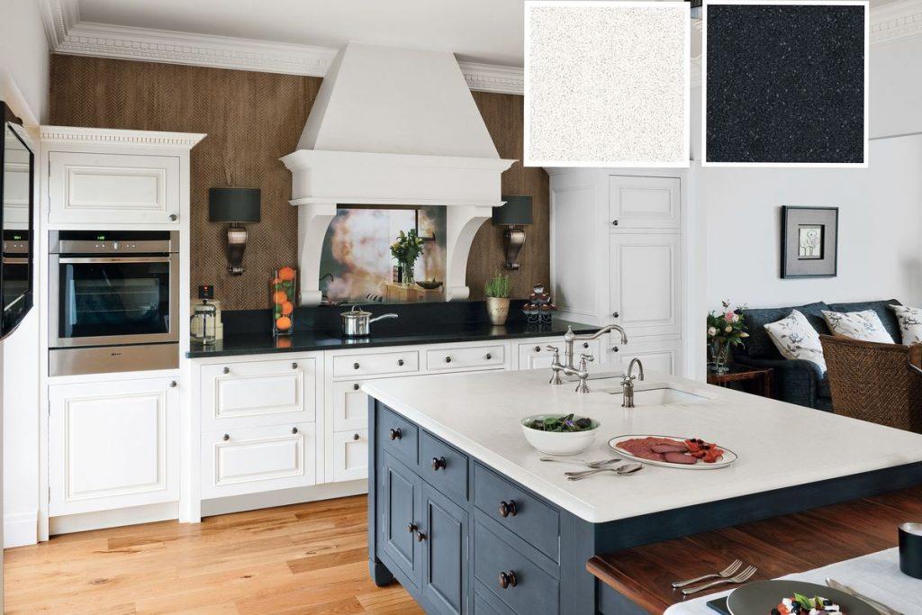 keep your quartz countertops clean